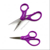 KAHARA KJ PE Line Scissors  Purple