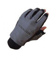 BREADEN Light Game Gloves 3 Fingers S / 02 Gray