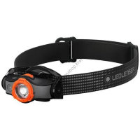 LEDLENSER Outdoor Headlight MH5  Black / Orange
