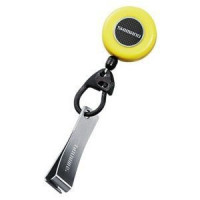 SHIMANO PI-012R  Pin-On Reel R & Line Cutter  San Yellow