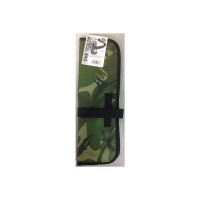 FIVE TWO 037 Jig Roll Bag L  Green Duck