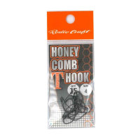 Rodio Craft HONEY COMB T HOOK No.4(Fluorine)