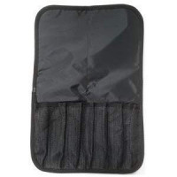 FIVE TWO 038 Jig Roll Bag M Black