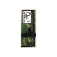 FIVE TWO 038 Jig Roll Bag M Green Duck
