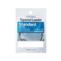 VARIVAS TAPERED LEADER STANDARD 9FT 6X