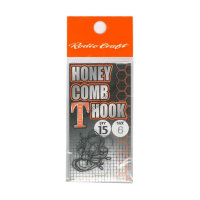 Rodio Craft HONEY COMB T HOOK No.6(Fluorine)