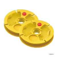 SHIMANO Replacement Spool CS-311L Yellow
