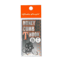 Rodio Craft HONEY COMB T HOOK No.8(Fluorine)