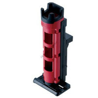 MEIHO Rod Stand BM-230N  Red / Black