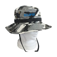 Eclipse Survival Hat Gray Camouflage