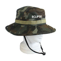 Eclipse Survival Hat Green Camouflage
