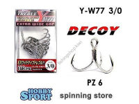Decoy Y-W77 Treble 3 / 0