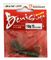 BASSDAY JAPAN CRIMSON SUGAR 10g #08 BROWN PUMKIN
