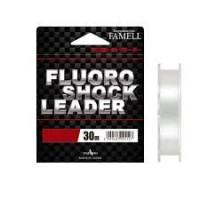 Yamatoyo Fluoro Shock Leader 30m Transparent #10