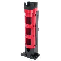 MEIHO Rod Stand BM-280  Red / Black