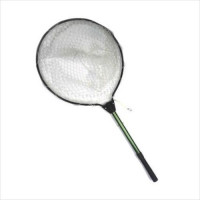 CORMORAN Light Rubber Clear Net  Red