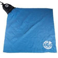 GAMAKATSU LE100 Luxxe Microfiber Towel  Light Blue