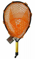 CORMORAN  Rubber Racket Net II  ORange / ORange