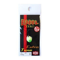 Rob Lure BABEL zeroET No.1 Green Soybeans Glow