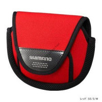 SHIMANO PC-031L Reel Case Red L