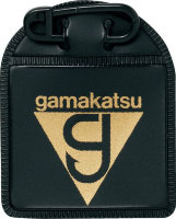 GAMAKATSU GM-2416 Name Holder   Black