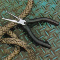 SMITH Stainless Needle Nose Pliers
