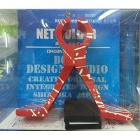 OFFICE EUCALYPTUS Net Holder   Red / Red / White