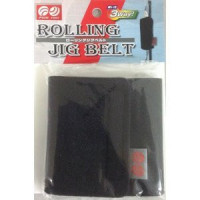 FIVE TWO 973 Rolling Jig Belt Black