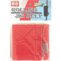 FIVE TWO 973 Rolling Jig Belt Red
