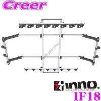 CARMATE IF18 Rod Holder  Dual 8-Wide