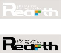 REARTH FAC-0900 Sticker  Black