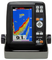 HONDEX PS-610C 5inch Wide Color Portable Fish Finder