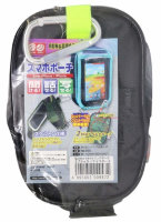 FIVE TWO 990 Smartphone Run&Gun Pouch Black GR